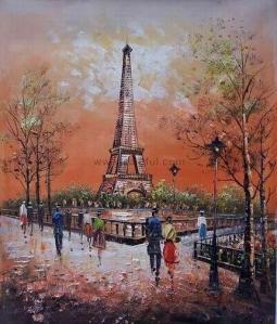 Paříž, Eiffelova vět