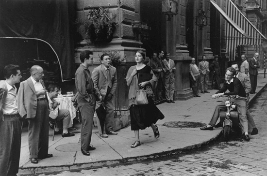 Ruth Orkin: American Girl in Italy