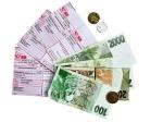 Peníze složenky
