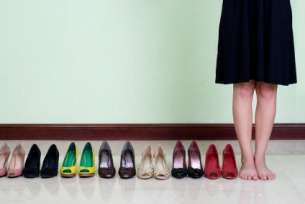 row-of-colorful-shoes