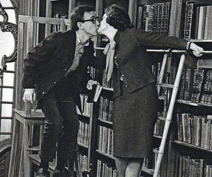 Woody-Allen-Romy-SchneideR-KISS-1964