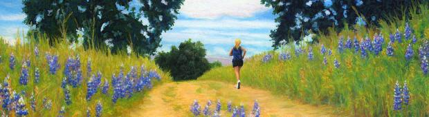 trail-runner-and-lupines-anastasia-nelson