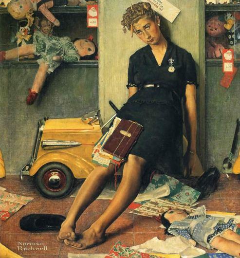 tired-salesgirl-on-christmas-eve