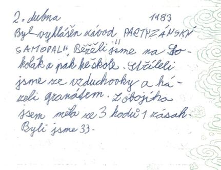 2. dubna 1982