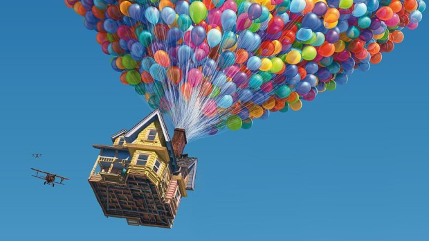 3D-Movies-Up-Flying-House-with-Ballons-Desktop-Wallpaper-1024x576