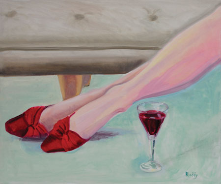 red-shoes-and-red-wine